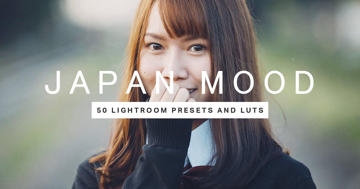 Download 50 Japan Mood Lightroom Presets LUTs by sparklestock