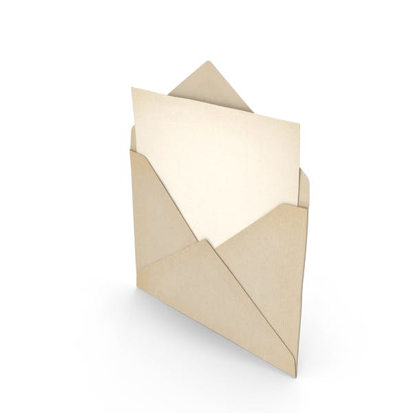 Envelope and Paper