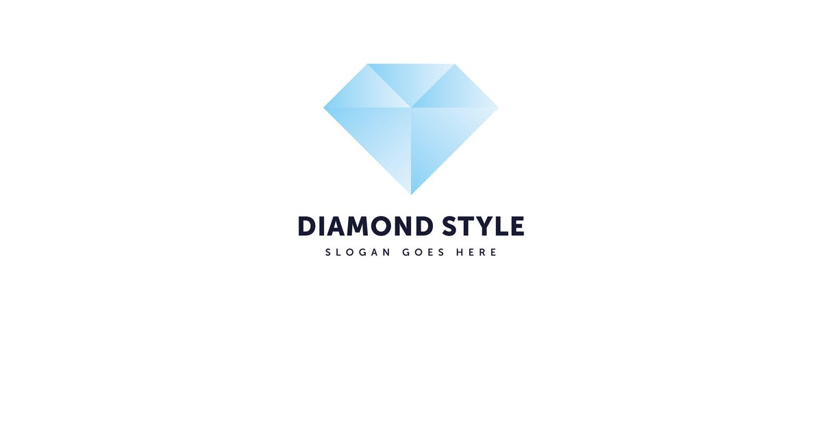 Download Diamond Logo Vector Template by Pixasquare