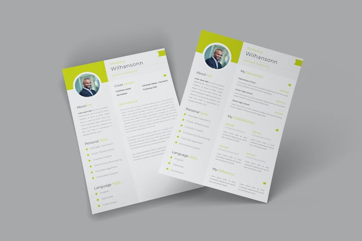 Cover Image For Caroul CV Resume