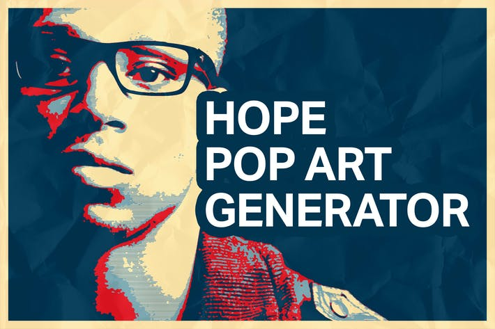 Thumbnail for Hope Pop Art Generator