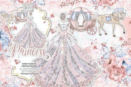 Prinzessinnen-Design