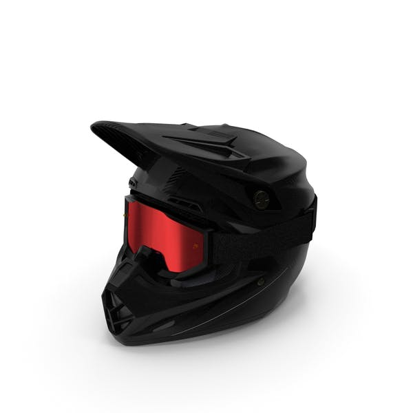 Extreme Helmet with Goggles