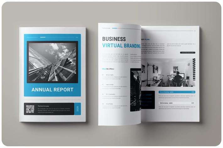 Thumbnail for Annual Report Proposal