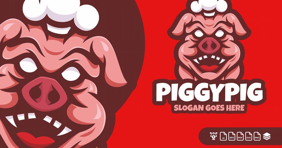 Download CHEF OF PIG LOGO by Holismjd