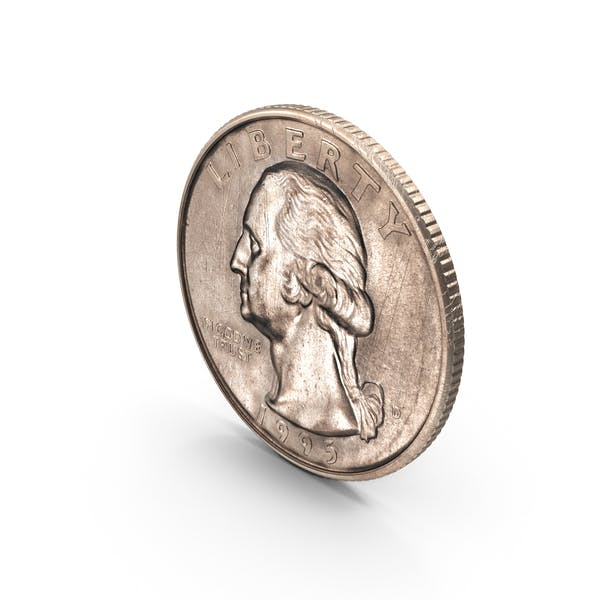 Thumbnail for US Quarter Dollar Aged