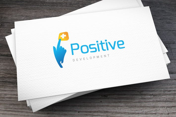 Thumbnail for Positive Logo Template