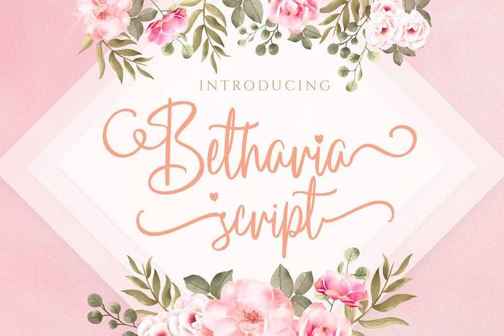 Thumbnail for Betharia Script