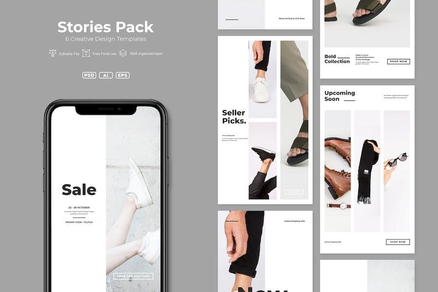 ADL - Stories Pack.v10