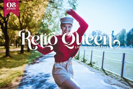 Lightroom Presets - Retro Queen Vintage Tones - TW