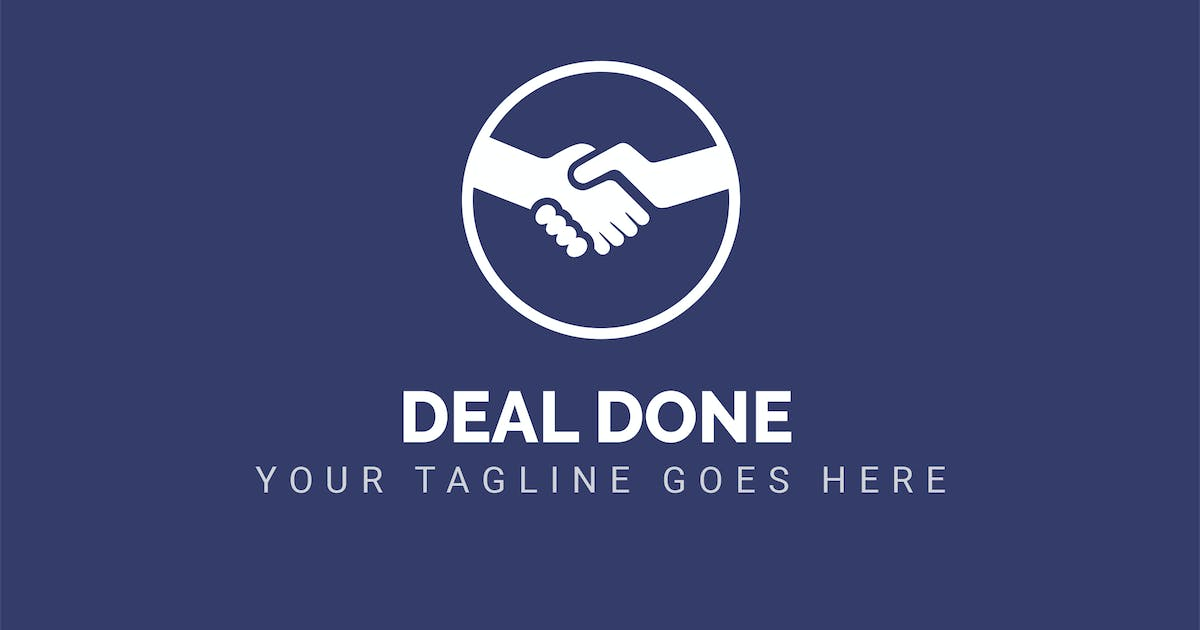 Download Deal Done - Multipurpose Logo Template by ThemeWisdom