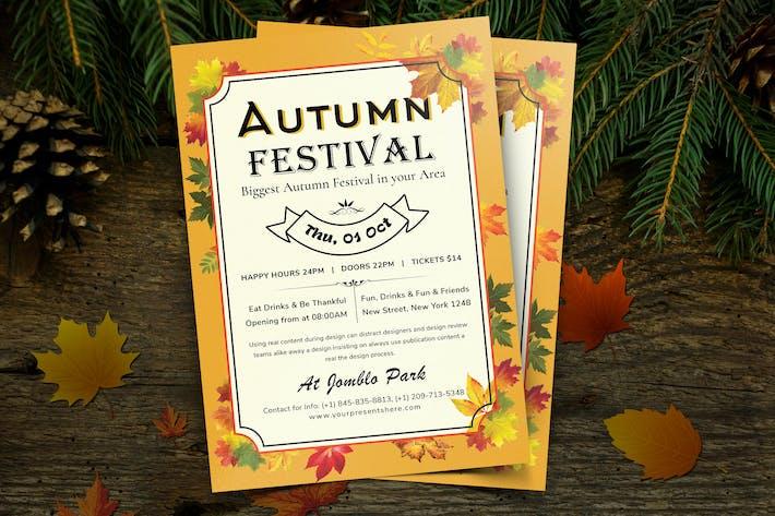 Thumbnail for Mid Autumn Festival Flyer-02