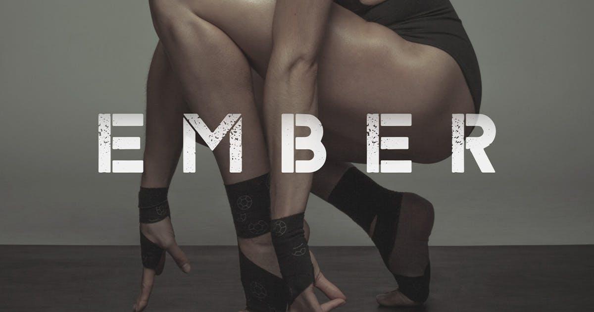 Download Ember Typeface by MehmetRehaTugcu