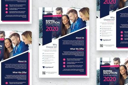 Бизнес-решение - Постер