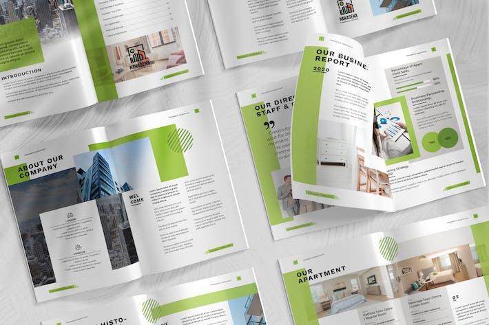 Thumbnail for Appartement Property - Profil de la société immobilière