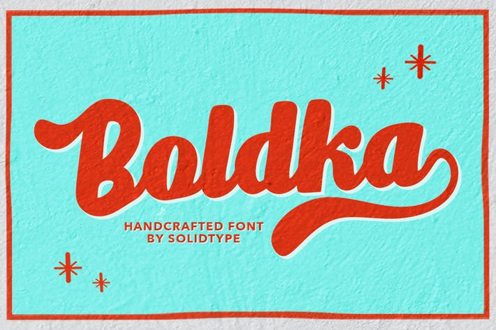 Thumbnail for Boldka Script