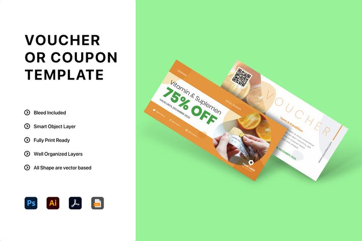Voucher Coupon Gift