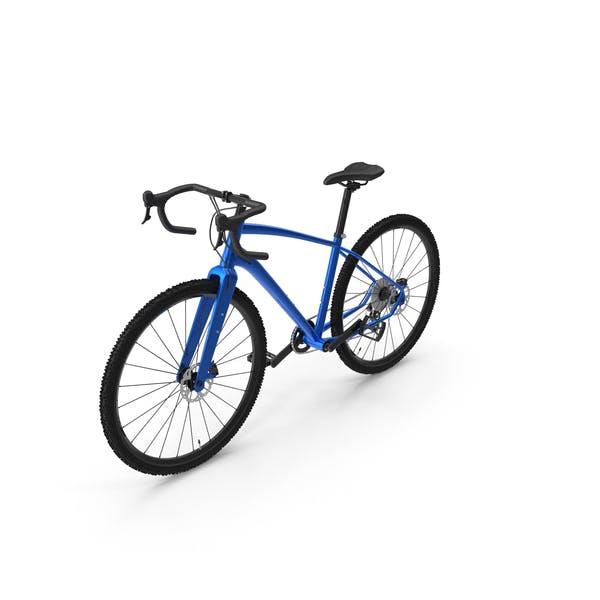 Гравийный велосипед