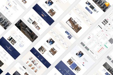 Monero - Geschäfts- und FirmenSketch Vorlage