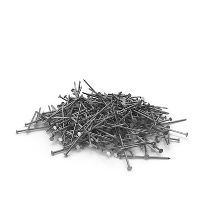 Eisen-Nägel