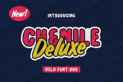 Chenile Deluxe
