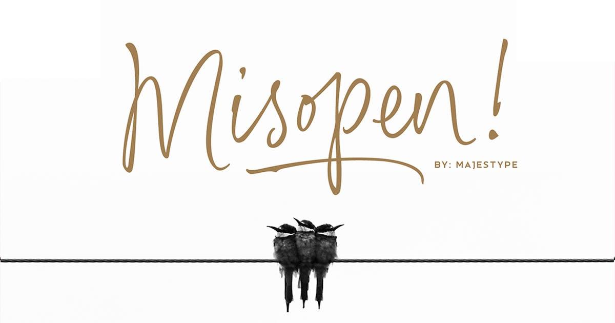 Download Misopen by dexsarharry