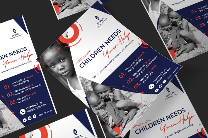 Charity, Non-Profit Poster