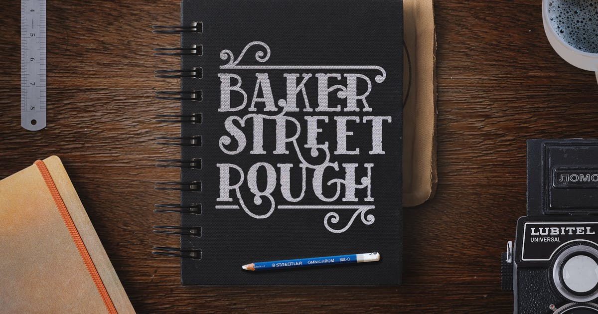 Download Baker Street Rough by kimmydesign