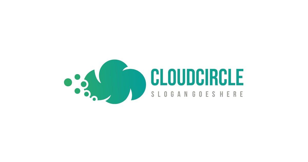 Download Cloud Bubble Logo by 3ab2ou