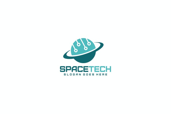 Thumbnail for Space Tech Logo
