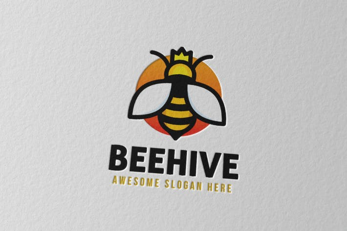Thumbnail for Beehive Logo