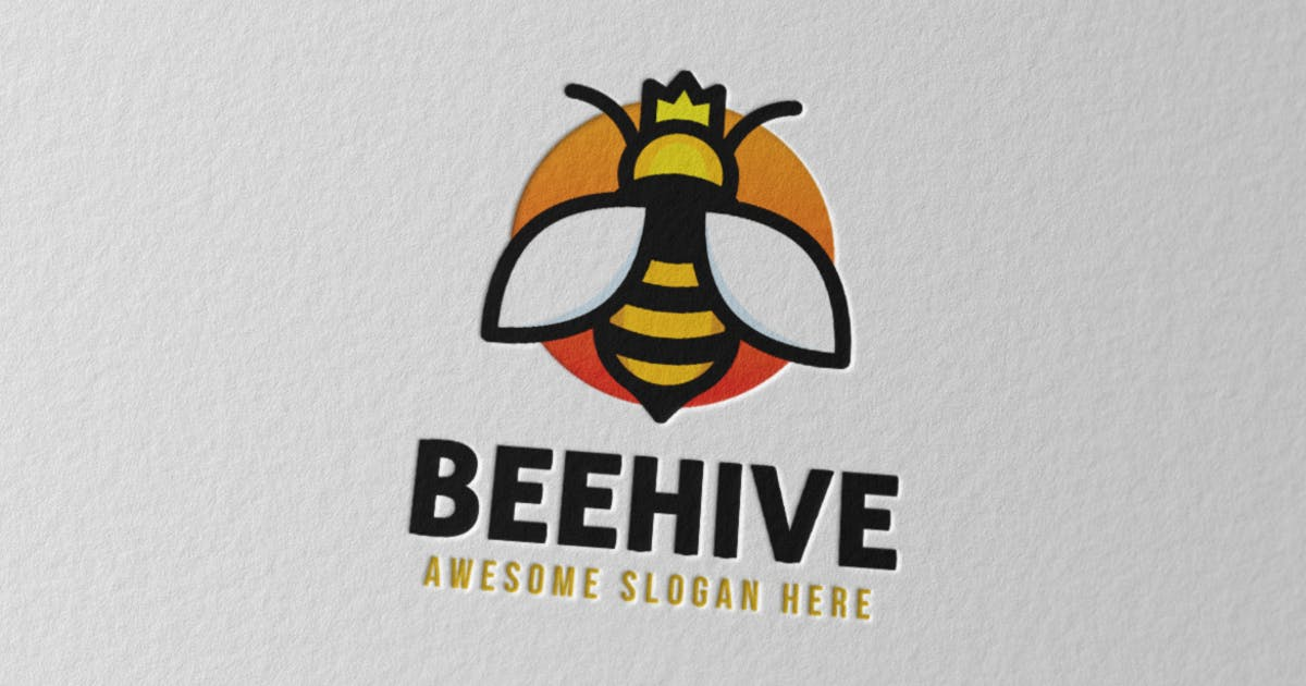Download Beehive Logo by Scredeck