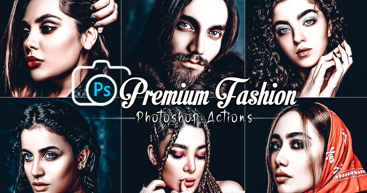 Download Premium Skin  Photoshop Actions by 2lagus