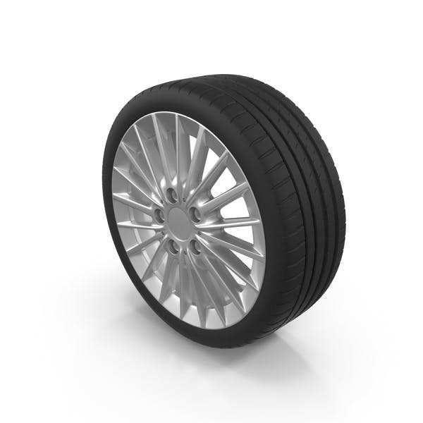 Thumbnail for Car Wheel