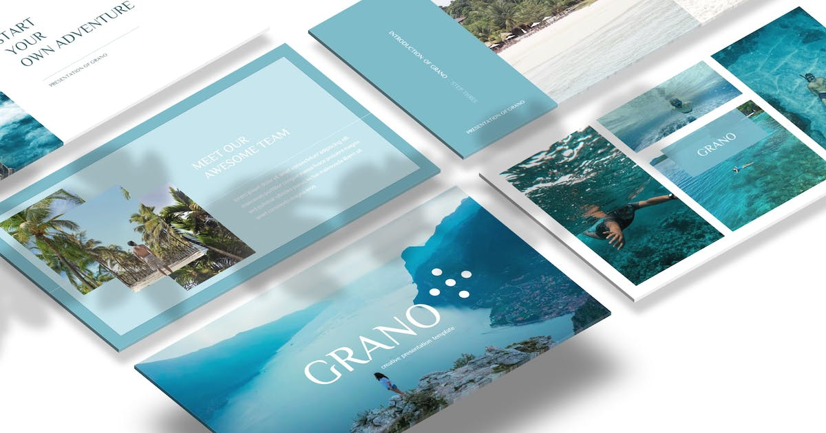 Download Grano - Keynote Template by Macademia