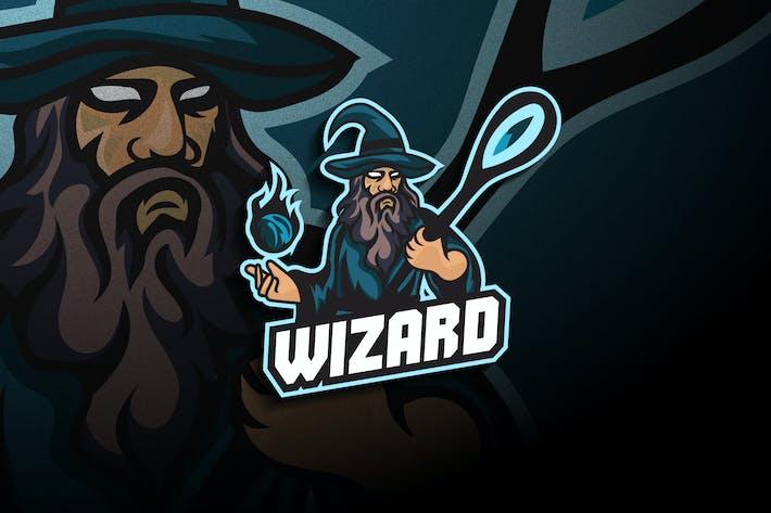Thumbnail for Wizard Esports - Mascot & Esport Logo