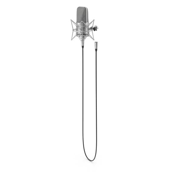 Микрофон с кабелем XLR