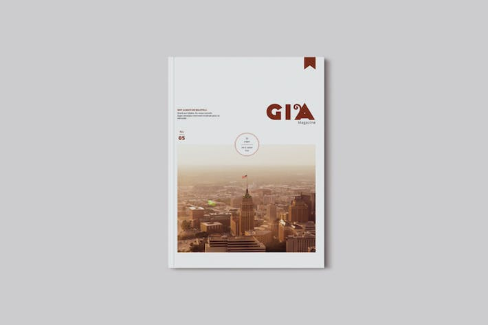 Thumbnail for Gia Magazine