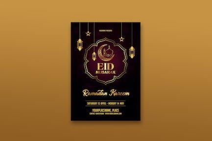 Eid Mubarak / Ramadan