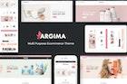 Argima - Cosmetics Resposive Prestashop Theme