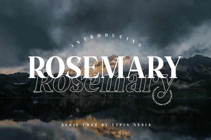 Thumbnail for Romero Con serifa