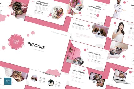Petcare - Keynote Template