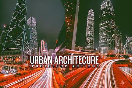 Urban Architecture Photoshop Actions