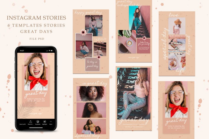 Thumbnail for Instagram Great Days Stories