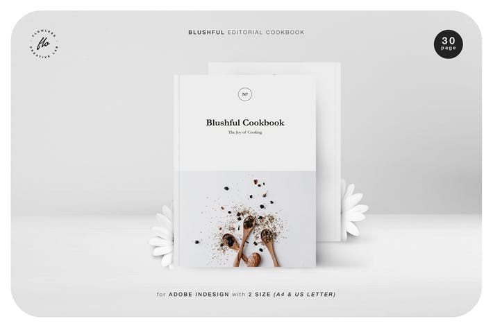 Thumbnail for Blushful Editorial Cookbook