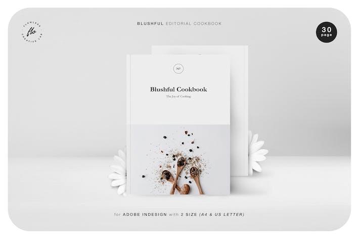 Thumbnail for Blushful Editorial Cookbook