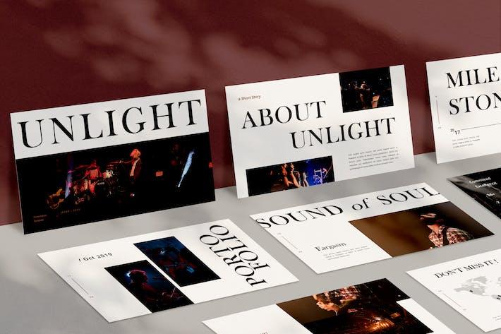 Thumbnail for Unlight Keynote