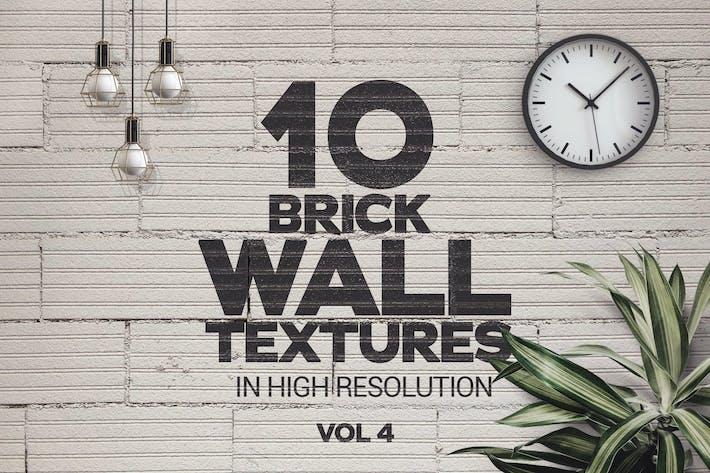 Thumbnail for Brick Wall Textures x10 Vol.4