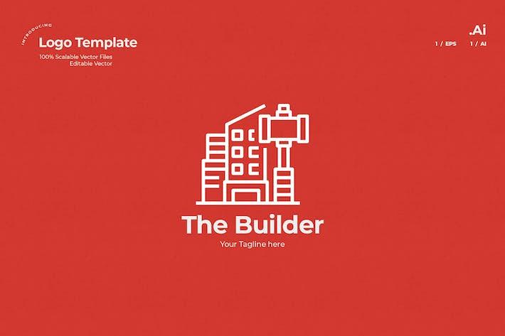 Thumbnail for The Builder Logo