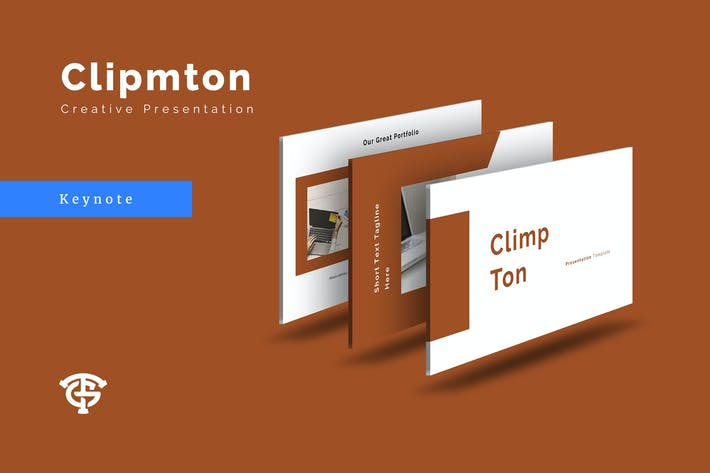 Thumbnail for Climpton Creative - Keynote